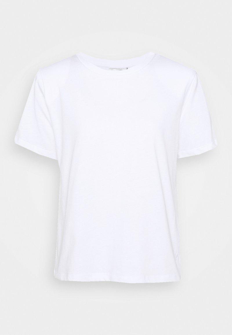 Gestuz - JORY TEE - Jednoduché triko - bright white