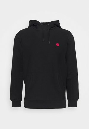 DOT HOOD - Sweat à capuche - black