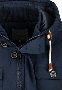 Blend - CIRO - Winter jacket - navy - 3