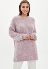 DeFacto - Fleece jumper - pink - 0