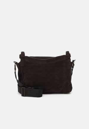 HOBO - Handbag - dark chocolate