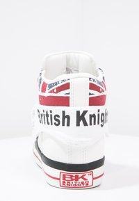 British Knights - ROCO - Baskets montantes - white - 3