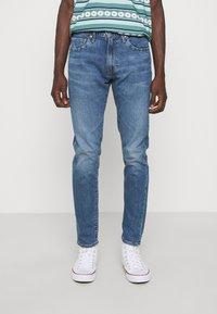 Levi's® - 512™ SLIM TAPER - Slim fit jeans - corfu how blue - 0