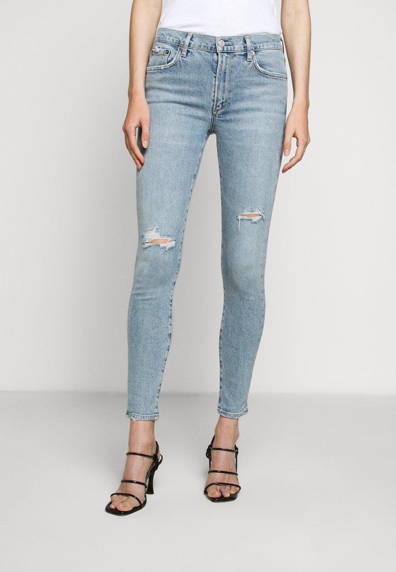 Agolde - SOPHIE - Jeans Skinny Fit - shrine