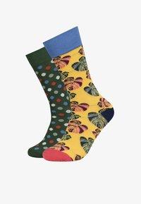 DillySocks - PREMIUM QUALITÄT - DOPPELPACK - Socks - multicolor - 0