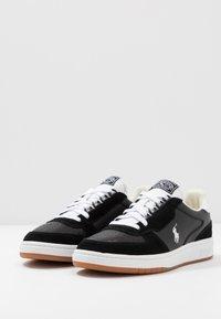 Polo Ralph Lauren - Trainers - black/white - 2