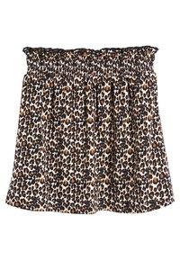Next - A-line skirt - black - 1