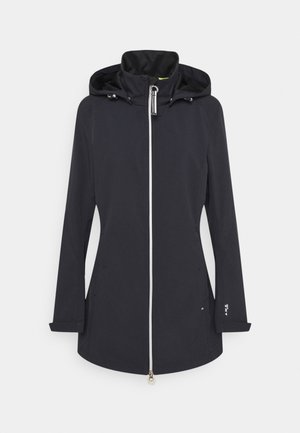 ISOLA - Kurtka Softshell - dark blue