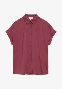 ARMEDANGELS - Button-down blouse - rosewood - 2