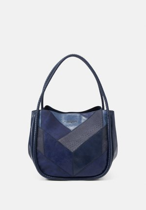 BOLS AVA ROTTY - Shopping Bag - navy