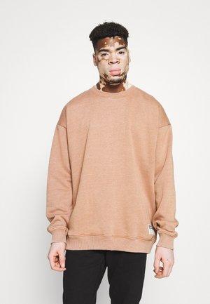 RECLAIM OVERSIZED UNISEX - Sweatshirt - brown