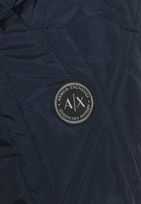 Armani Exchange - BLOUSON JACKET - Light jacket - navy - 6