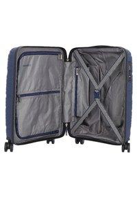 Travelite - MOTION 4-ROLLEN - Luggage - marine - 3