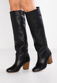 L37 - SUPER NOVA - Boots - black - 0
