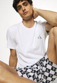 Calvin Klein Underwear - SHORT - Pyžamo - black - 3