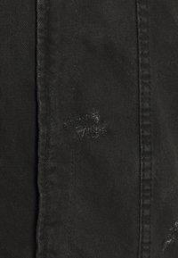 Be Edgy - RAVE - Denim jacket - black - 2