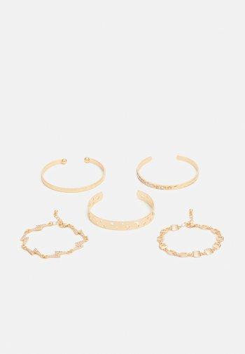 LIGHTNING BRACELET 5 PACK - Bracelet - gold-coloured
