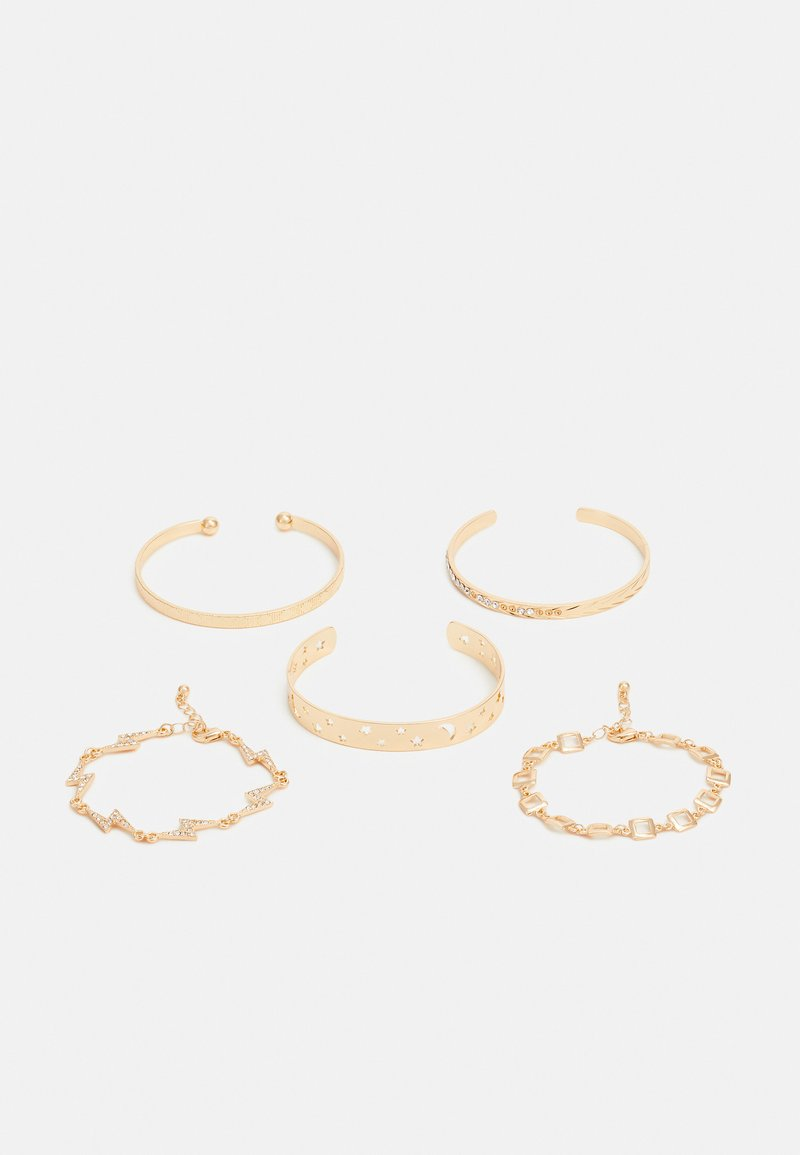 Fire & Glory - LIGHTNING BRACELET 5 PACK - Bracelet - gold-coloured