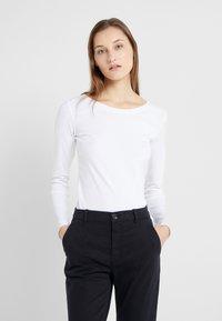 Marc Cain - T-shirt à manches longues - white - 0
