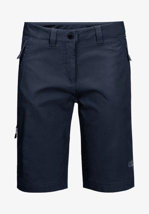Outdoor shorts - midnight blue