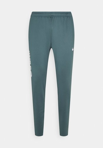 FC PANT - Tracksuit bottoms - hasta/white