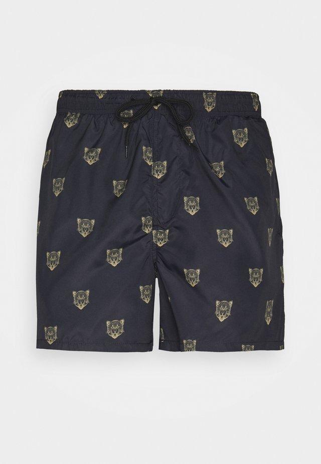 ZANZIBAR - Shorts da mare - navy