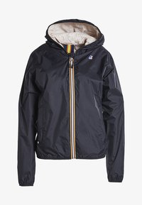 K-Way - Summer jacket - black - pink lt - 0