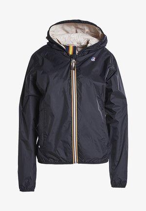 Summer jacket - black - pink lt
