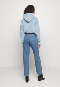 Levi's® Made & Crafted - THE COLUMN - Jeansy Straight Leg - indigo valley - 2