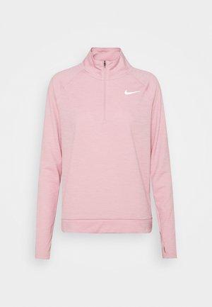 PACER - Sportshirt - pink glaze/heather/reflective silver