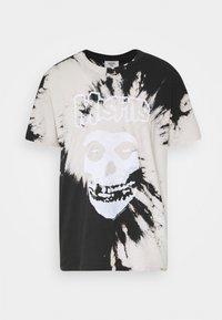 Revival Tee - MISFITS - Print T-shirt - black - 0