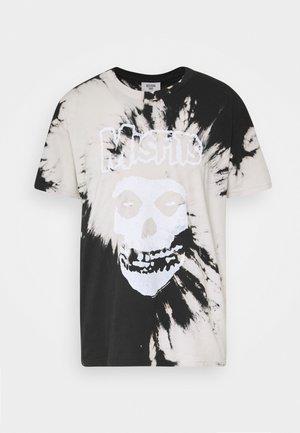 MISFITS - Print T-shirt - black