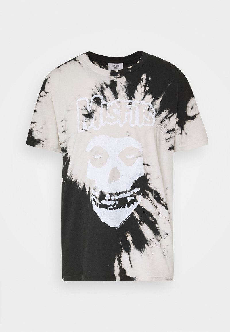 Revival Tee - MISFITS - Print T-shirt - black