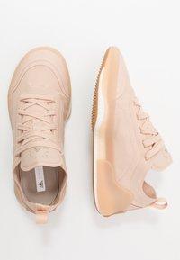 adidas by Stella McCartney - TREINO S. - Sports shoes - soft powder/signal orange - 1