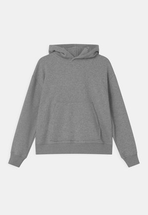 OUR ALICE HOOD - Sweatshirt - grey melange