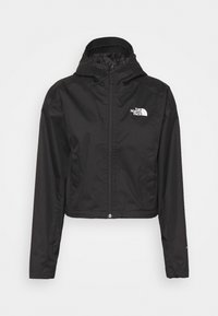 The North Face - CROPPED QUEST JACKET  - Hardshell jacket - black - 7