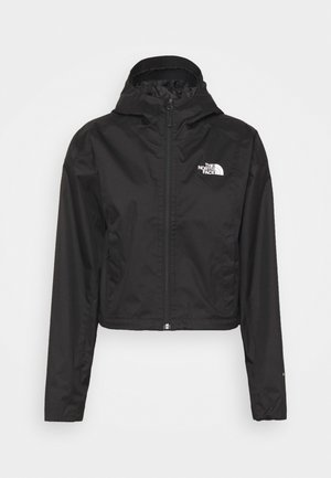 CROPPED QUEST JACKET  - Outdoorjas - black