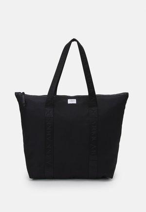 BAG UNISEX - Tote bag - black