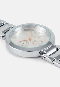 Anna Field - Chronograph watch - silver/rose gold-coloured - 3