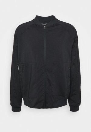 WARMUP JACKET - Træningsjakker - black