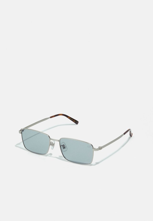 UNISEX - Sunglasses - silver-coloured/silver-coloured/grey
