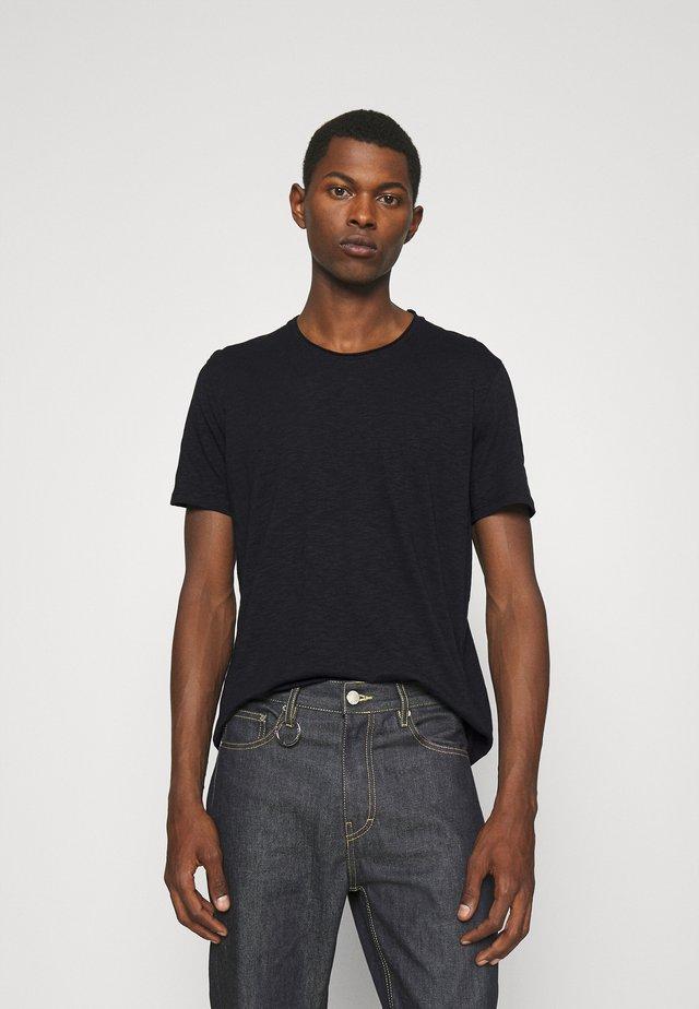 TOBY FLAMME - T-shirt basic - noir