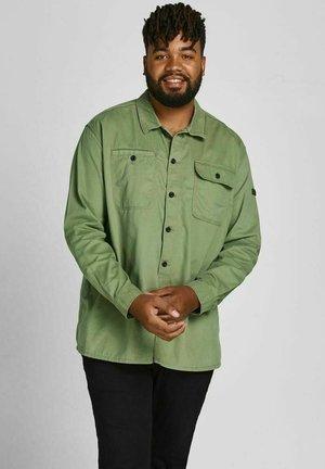 Shirt - oil green