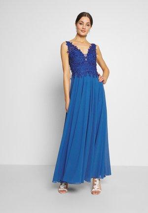 Vestido de fiesta - blue