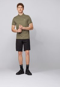 BOSS - PAULE TR - Polo shirt - dark green