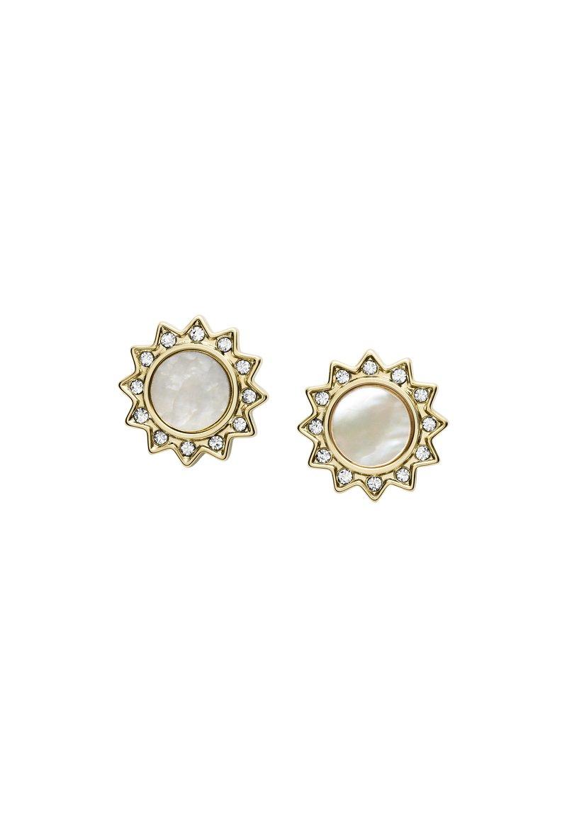 Fossil - Earrings - gold