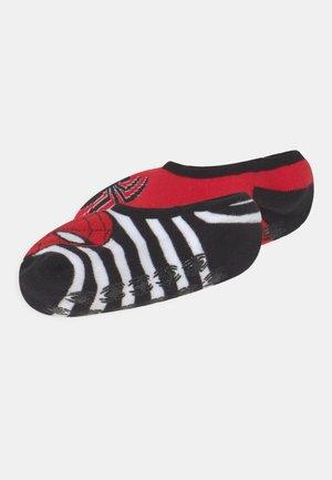 SPIDERMAN ANTISLIPPER 2 PACK - Socks - red/black