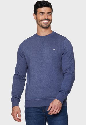 Sweater - denim marl