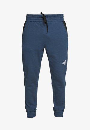 STANDARD PANT - Spodnie treningowe - blue wing teal