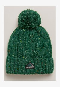Superdry - GRACIE  - Beanie - burlington green tweed - 0